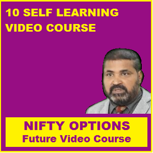 Nifty Option & Future Video Course