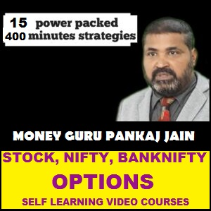 Stock Nifty Banknifty Option Video Course